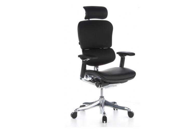 Hjh OFFICE 652205 Ergohumain Plus chaise de bureau